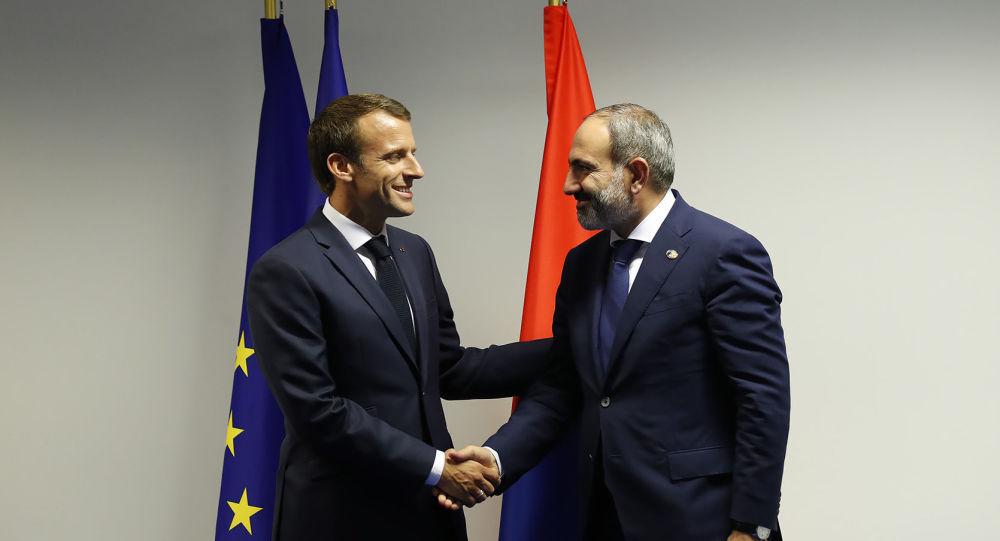 Ֆրանսիան պատրաստ է ռազմական աջակցություն ցուցաբերել Հայաստանին