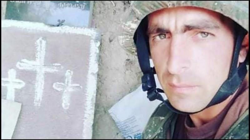 Մահախոսական/Հերոսաբար զոհվածների շարքերում է Աշոտ Հակոբյանը