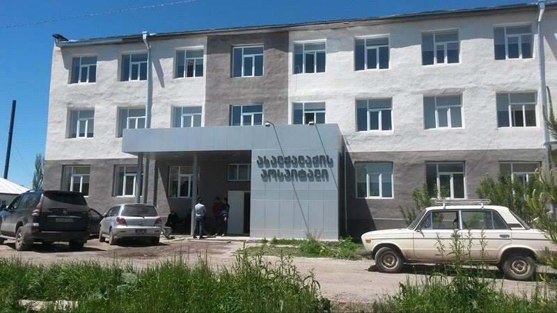 Ախալքալաքում 22 բժիշկ պատվաստվել է