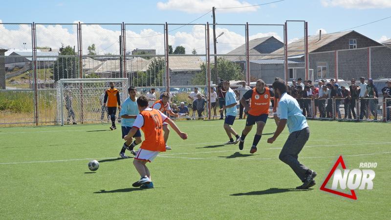 Կորոնավիրուսի պատճառով Նինոծմինդայում մինի ֆուտբոլը չեղարկվեց