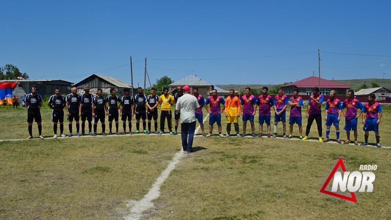 Ֆուտբոլային հուշամրցաշար Խանդո գյուղում