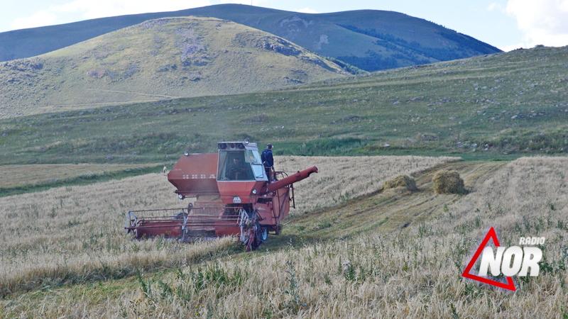50 միլիոն լարի գյուղատնտեսական տեխնիկայի համաֆինանսավորման համար