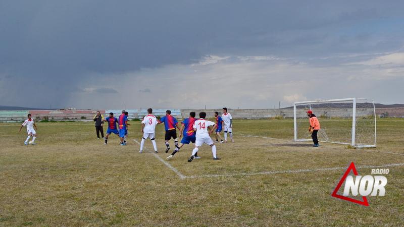 «Մաստեր Լիգա» -ի ֆուտբոլային առաջնությունը Նինոծմինդայում