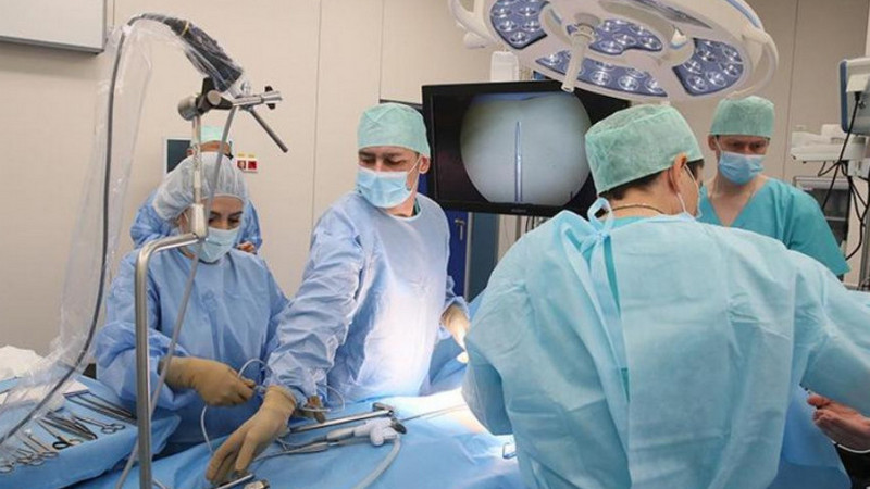 Վրաստանում պլանային վիրահատությունները ժամանակավորապես դադարեցվում են