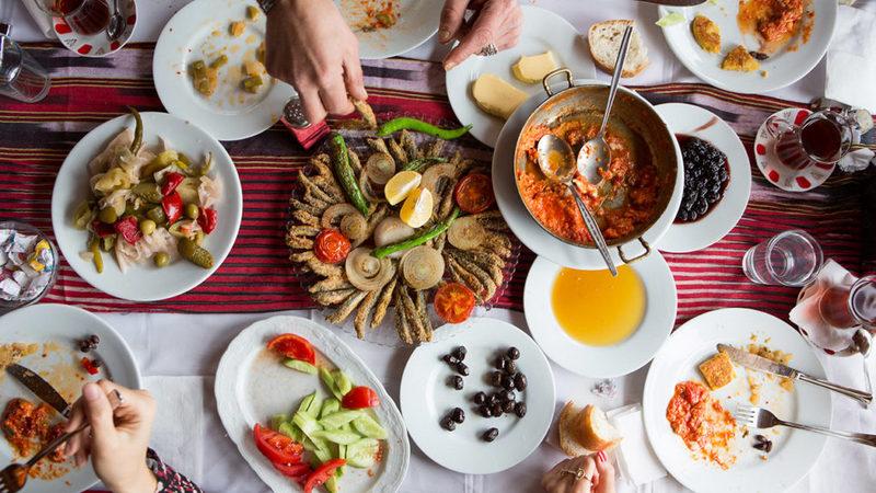 Ո՞ր երկրի ազգային ուտեստն  է. Թեստ