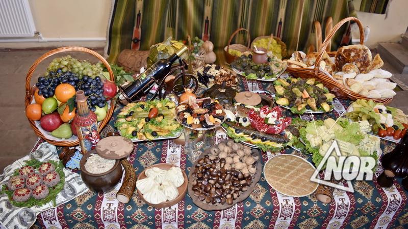 Современная грузинская кухня: традиции + инновации