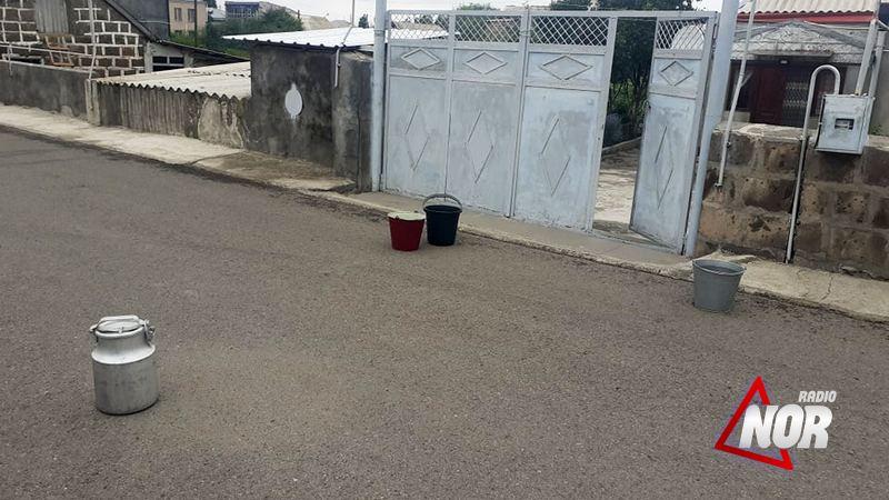 Куда уходит вода?! Часть города осталась без питьевой воды