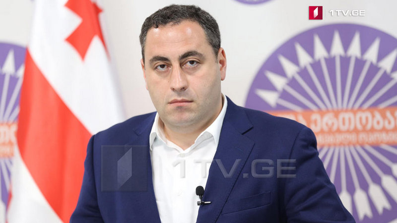 Георгий Вашадзе – В Грузии больше нельзя будет участвовать в выборах с удостоверением личности старого образца