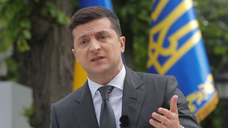 Владимир Зеленский — Украина, Грузия и Молдова найдут свое место в системе ЕС / Video