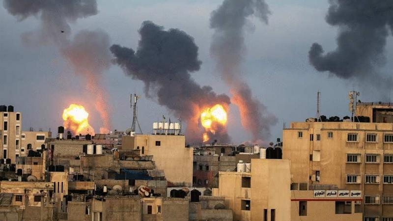 Израиль возобновил авиаудары по Сектору Газа