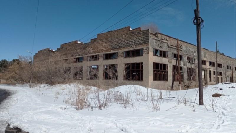 Նինոծմինդա քաղաքում աճուրդի է հանվել 2 շինություն