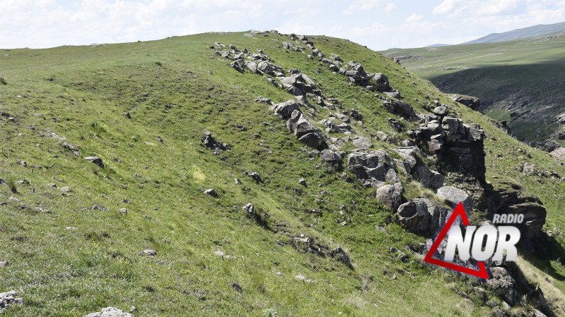 Նինոծմինդա – Սաղամո ճանապարհից մաքրվեց դագաղի արկղերը