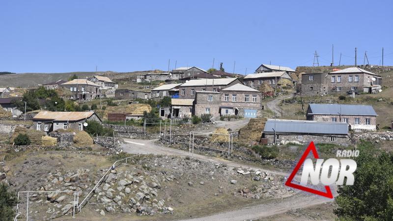 Нерешенные проблемы и плохие условия жизни стали причиной эмиграции из села М. Арагял\видео