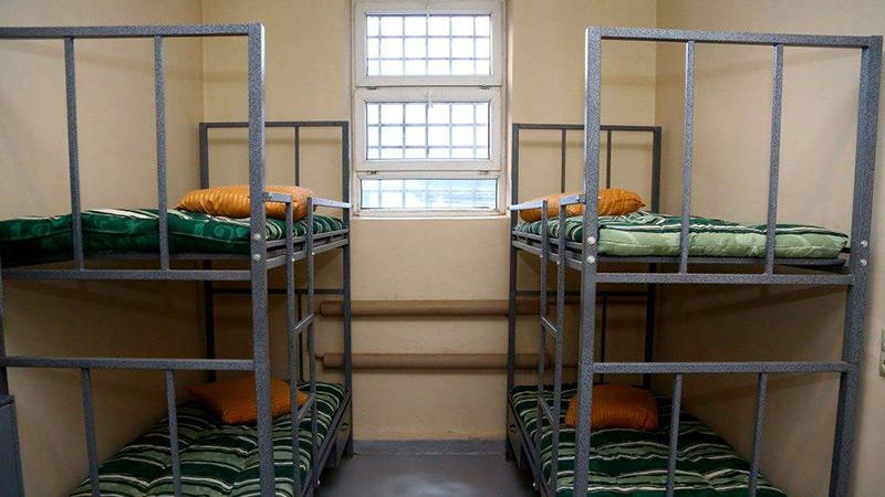 0,25% от всего населения Грузии сидит в тюрьме