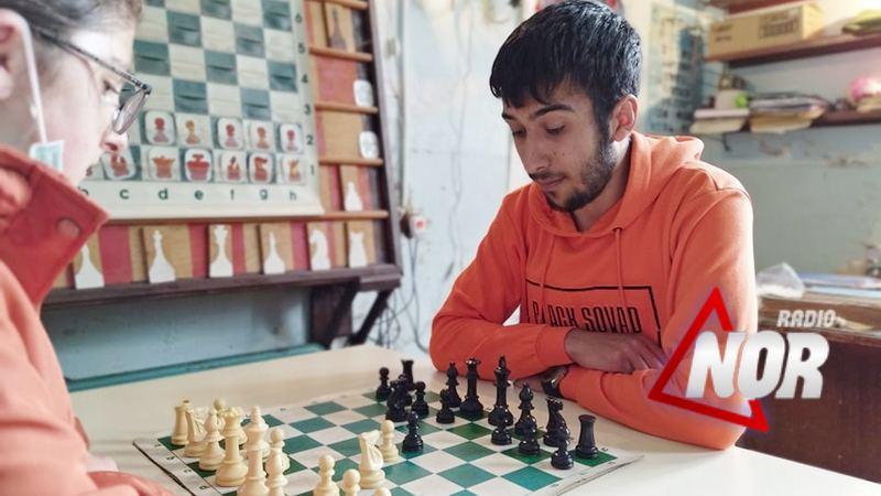 Меружан Лорецян вошёл в сборную университета им. Чавчавадзе по шахматам