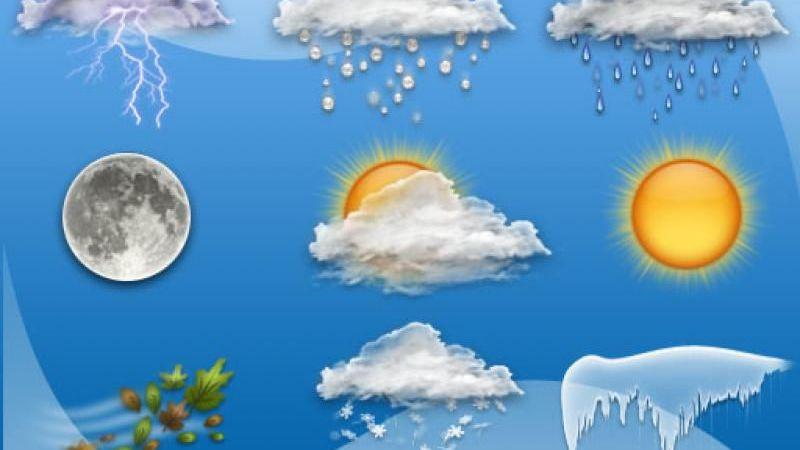 По прогнозу синоптиков 9-11 июня на востоке Грузии ожидаются дождь, град и сильный ветер на востоке Грузии 9-11 июня