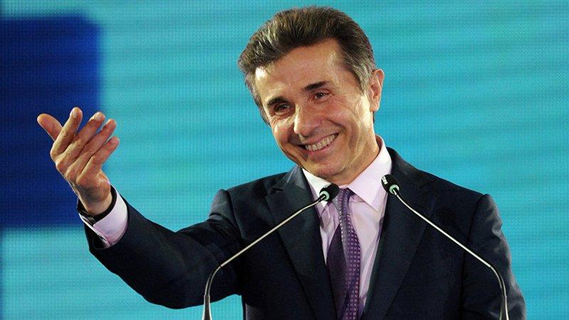 Бидзина Иванишвили возглавит партию «Грузинская мечта – Демократическая Грузия»
