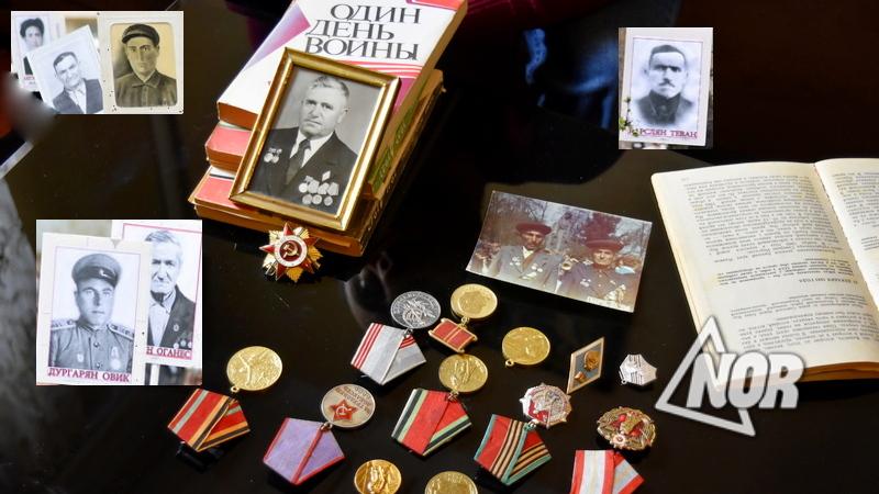 Единовременную социальную помощь получат участникам Второй мировой войны и члены семей погибших в войне