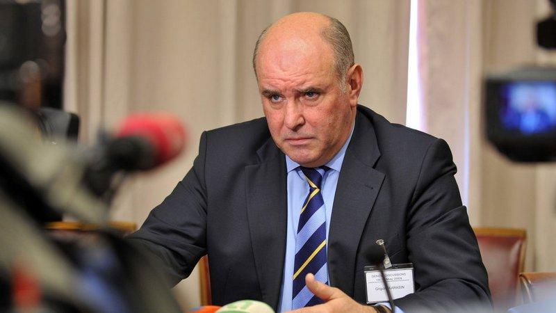 Карасин о визите Познера: «Были рады услышать осуждающее заявление премьера Грузии»