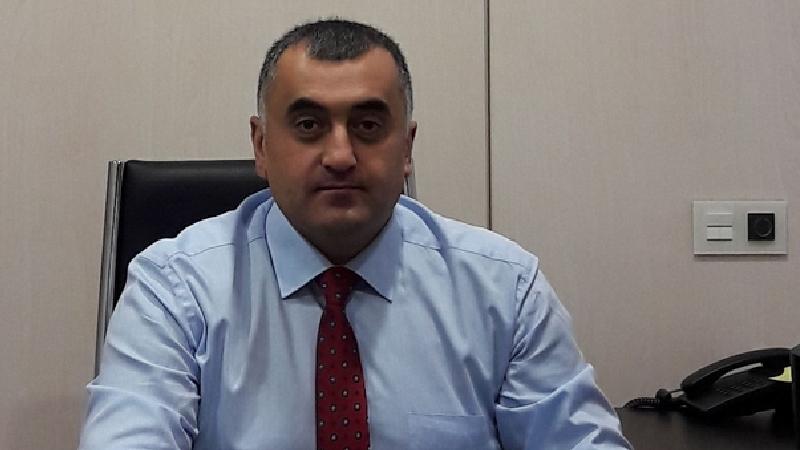 Самвел Манукян-мажоритарный кандидат от партии «Грузинская мечта»