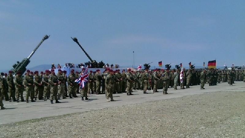 Генерал Бен Ходжес – Мы должны отправить Грузии приглашение, чтобы она немедленно стала членом НАТО