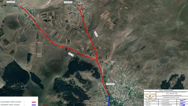 Объявлен тендер на асфальтирование дороги, ведущей в сторону Тории и Учманы