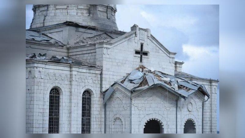 Реставрация или искажение армянского облика Шуши? Ситуация с храмом Казанчецоц в НК