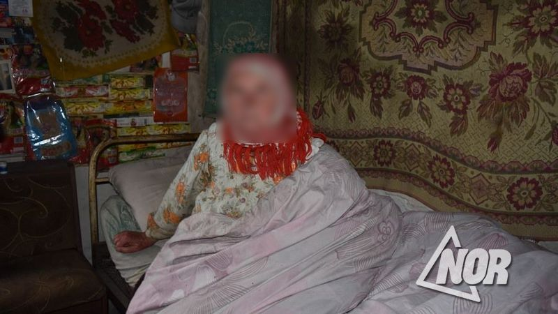 Видео: В селе Гореловка совершено насилие над 80 летней женщиной