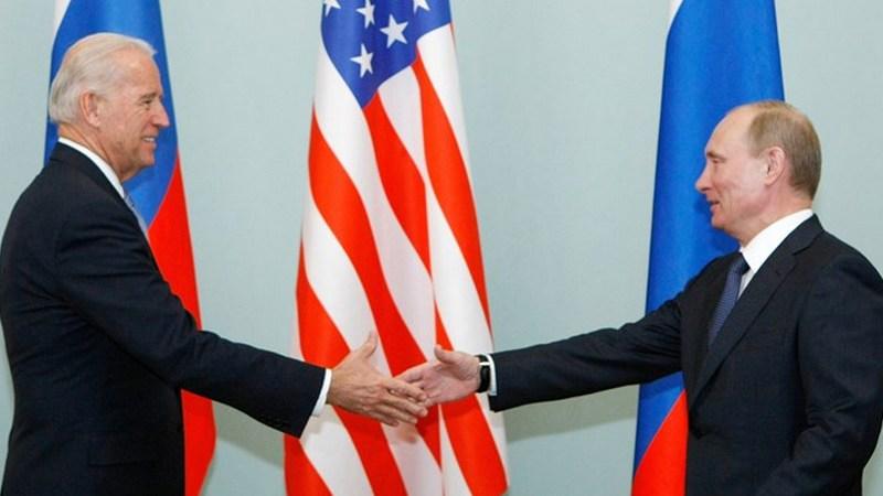 Сегодня состоится встреча Джо Байдена и Владимира Путина