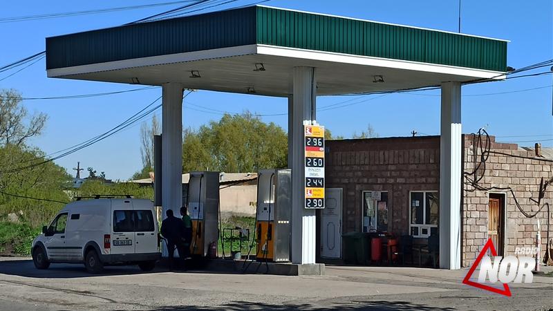 Цена на бензин и дизельное топливо обновил исторический максимум