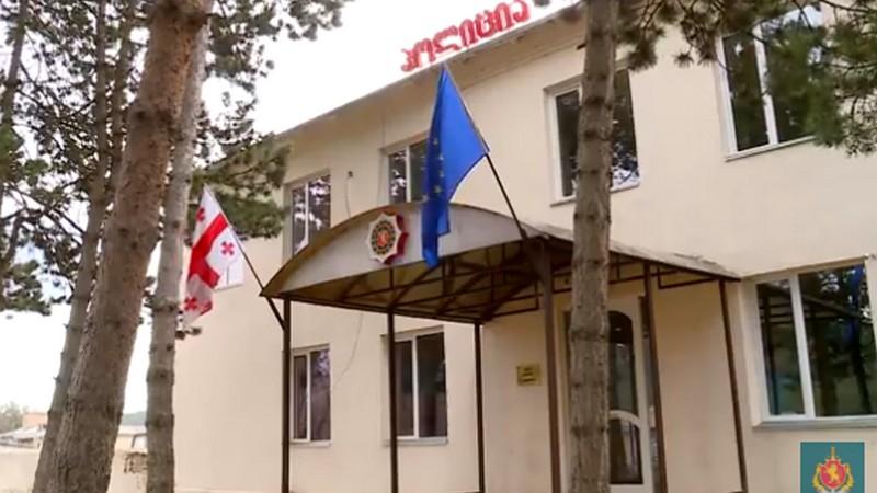 В Цалке напали на съемочную группу TV Pirveli