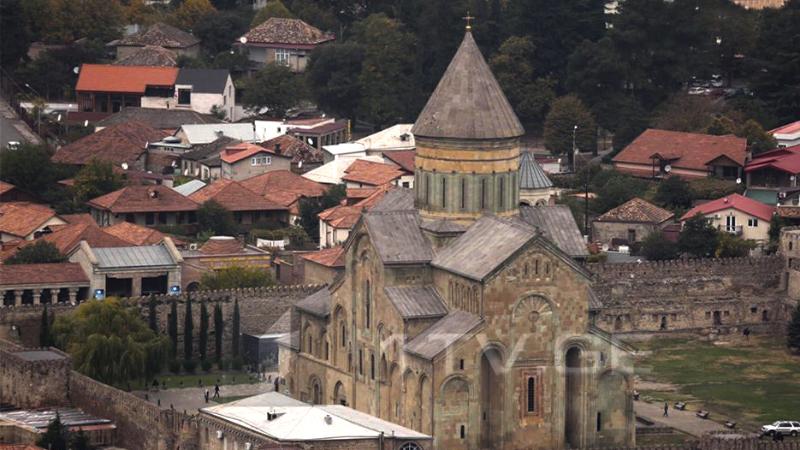Православная церковь празднует сегодня Светицховлоба