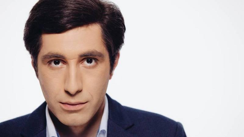 На грузинского журналиста совершено нападение