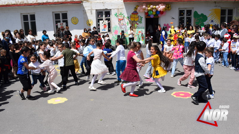 Международный день защиты детей в Ниноцминда /фото