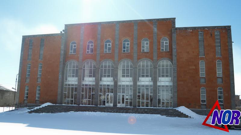 Նինոծմինդայի մշակույթի կենտրոնի վերանորոգումն ավարտվեց