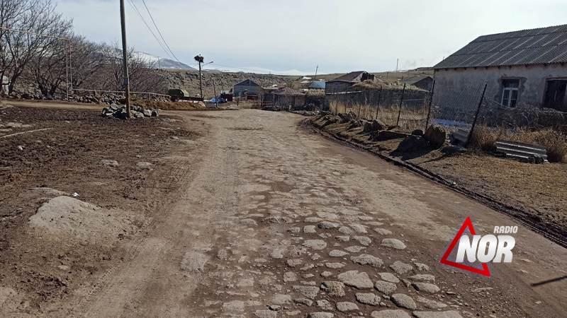 Дорога Ниноцминда-Цалка-Тбилиси закрыта