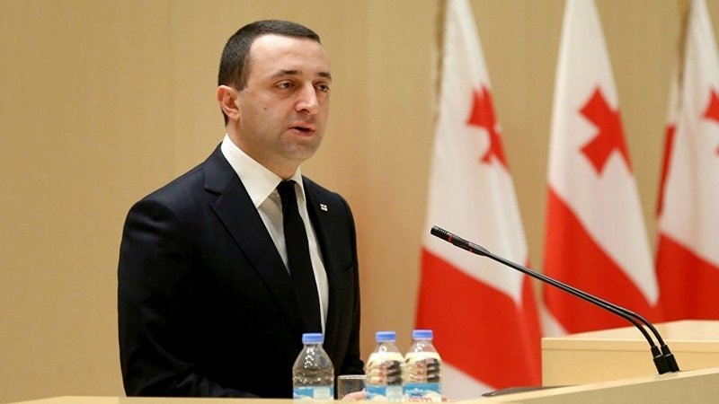 Ираклий Гарибашвили призывает все политические силы к диалогу