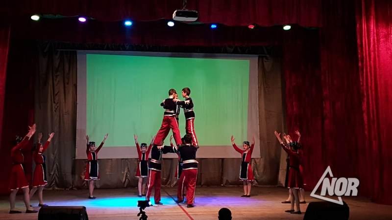 Отчетный концерт ансамбля «Парвана»