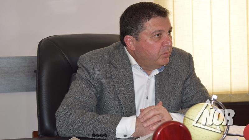 Минфин Грузии: начатое расследование не связано с политической деятельностью Энзела Мкояна