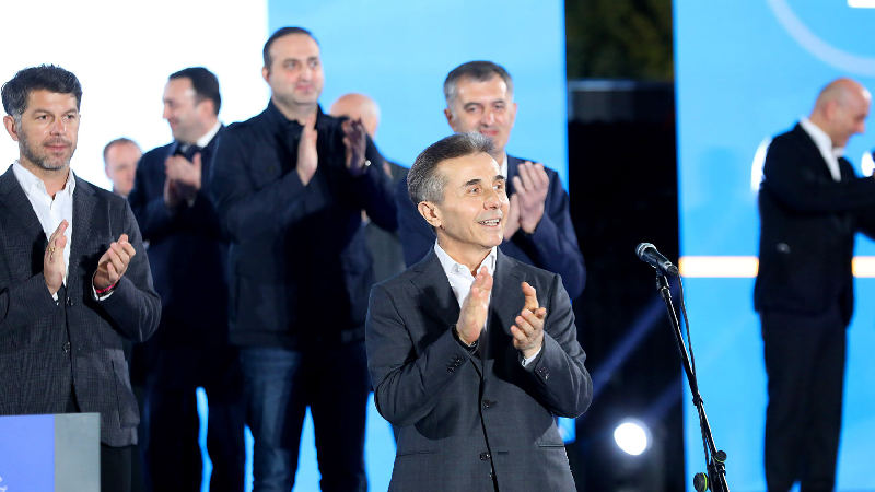 Лидеры «Грузинской мечты»: мы победили!