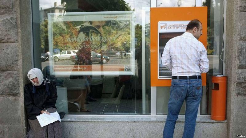 Уровень безработицы в Грузии достиг 18,5%
