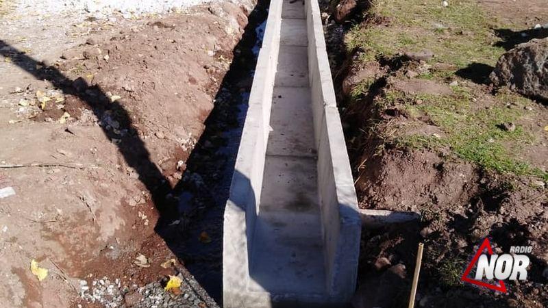 Դիլիֆ գյուղում ավարտվել է անձրևատարների կառուցումը