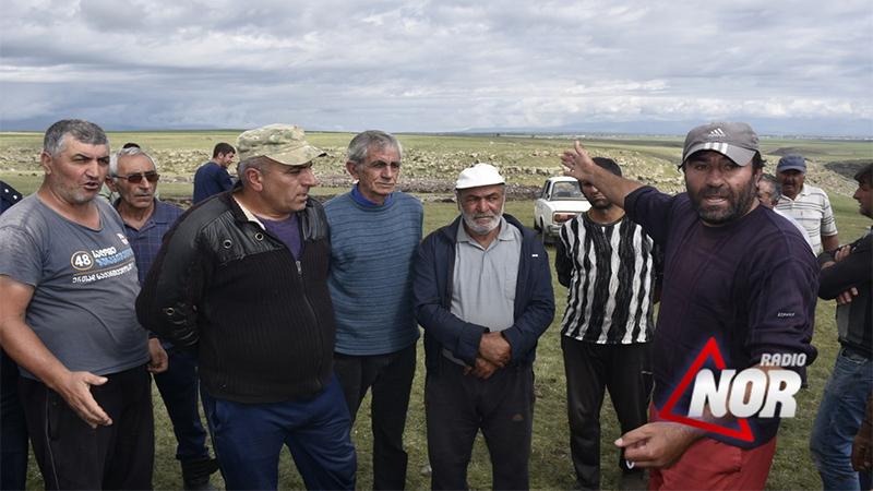 Пастбища села Кулалис хотят превратить в карьер
