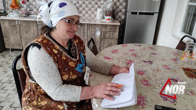 Жизнь женщины в деревне