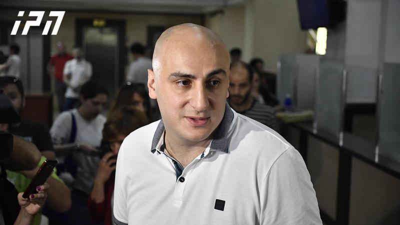 Парламент поддержал приостановку депутатского иммунитета Ники Мелия