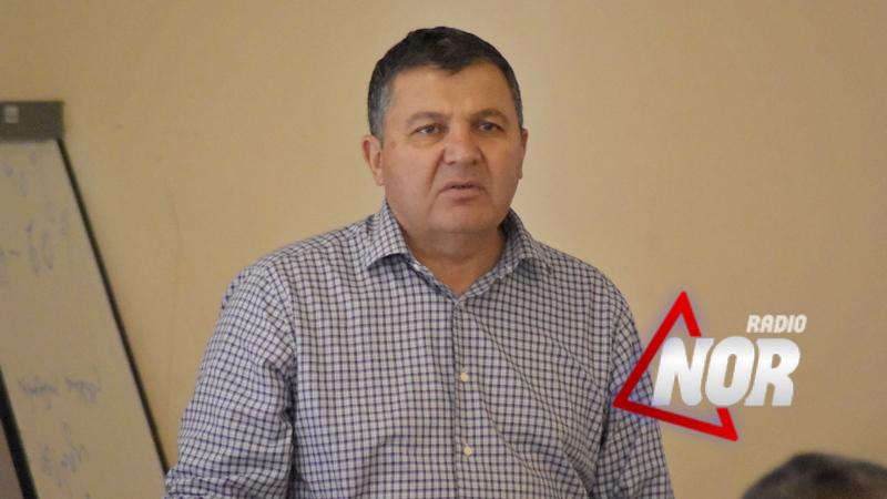 Энзел Мкоян выдвинулся в качестве независимого кандидата