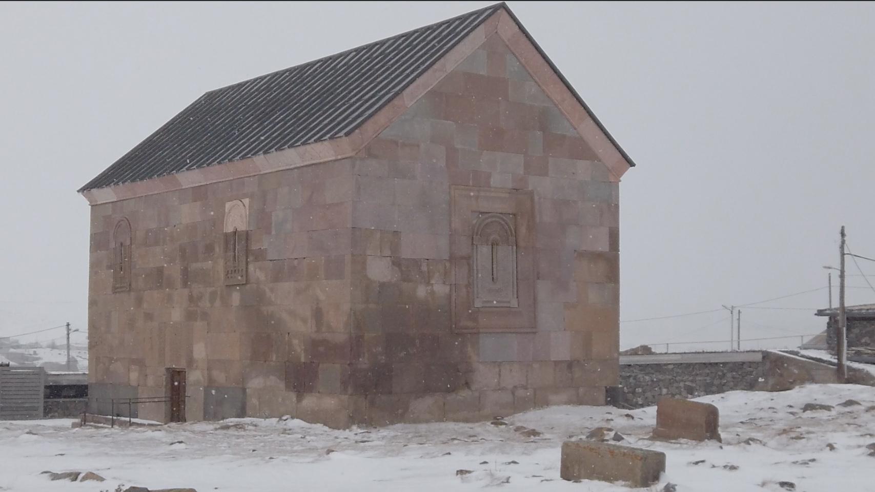 Начато обустройство инфраструктуры монастыря в селе Пока/Видео