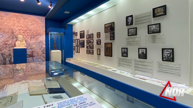 Искусство во время пандемии: музей ашуга Дживани ушёл в онлайн