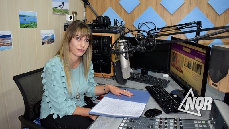 Авторская программа волонтера радио NOR Наиры Марикян