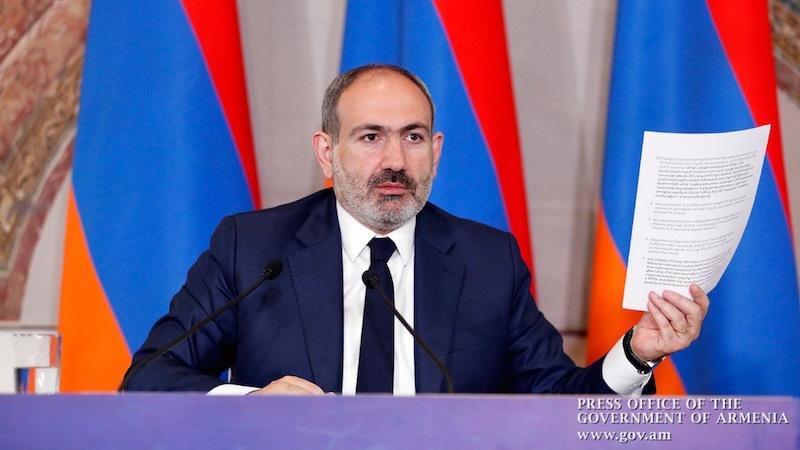 Reuters – Власти Армении объявят о досрочных парламентских выборах 18 или 19 марта